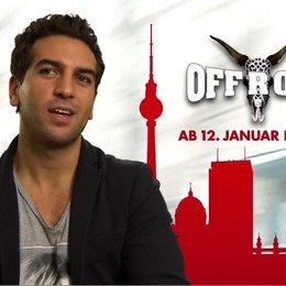 ELYAS MBAREK - Salim - über seine Rolle Salim - Interview Poster