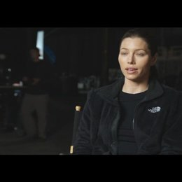"Jessica Biel - ""Capt. Charisa Sosa"" über Joe Carnahan - OV-Interview"