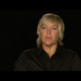 SARAH GREEN (Produzentin) über JESSICA CHASTAINS Rolle - OV-Interview