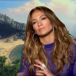 Jennifer Lopez über die Geschichte ihrer Rolle - OV-Interview Poster