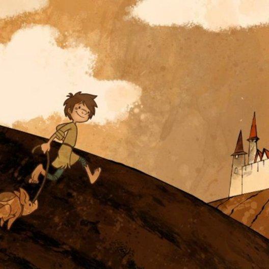 Der kleine Ritter Trenk - Trailer Poster
