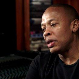 Dr Dre über seine Beteiligung am Film - OV-Interview