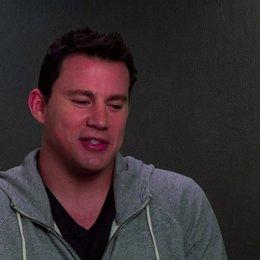 Channing Tatum über Comedy-Szenen - OV-Interview