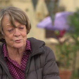 Maggie Smith über die Besetzung - OV-Interview