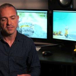 Kyle Balda - Regie - über den Reiz der Minions für ihn - OV-Interview Poster