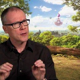 Tim Johnson über die Figur Oh - OV-Interview Poster