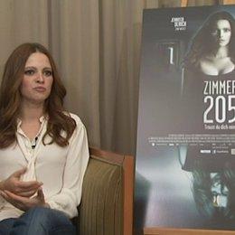 Jennifer Ulrich (Katrin) über die Zusammenarbeit mit Rainer Matsutani - Interview Poster