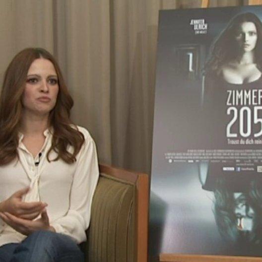 Jennifer Ulrich (Katrin) über die Zusammenarbeit mit Rainer Matsutani - Interview