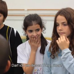 Dancing in Jaffa - Trailer Poster