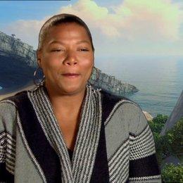 Queen Latifah über die neuen Schauspieler - OV-Interview Poster