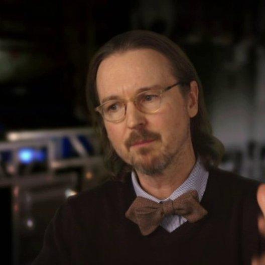 Matt Reeves - Regisseur - über Andy Serkis als Ceasar - OV-Interview