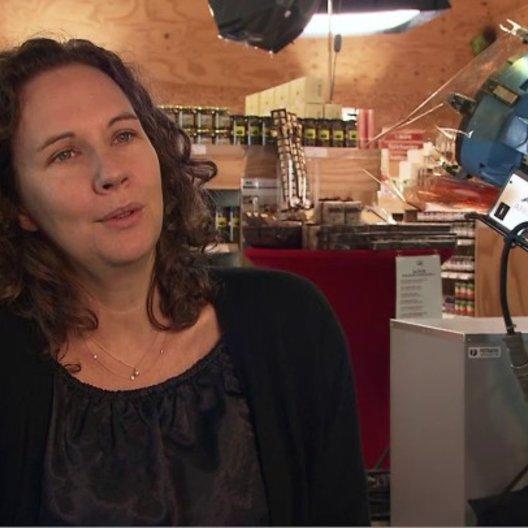 Corinna Mehner über die Geschichte - Interview