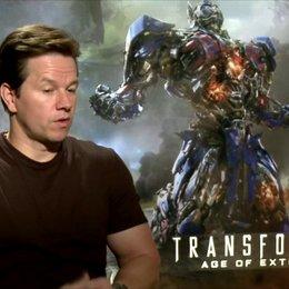 Mark Wahlberg - Cade Yeager - wie er zu dem Projekt kam - OV-Interview Poster
