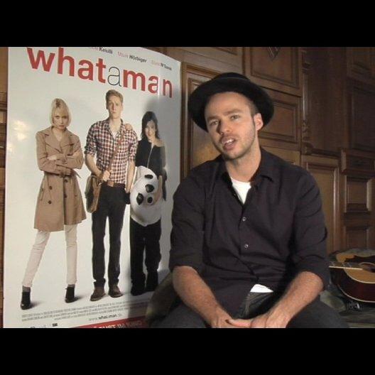 Marlon Roudette über den Film - Interview