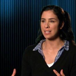 Sarah Silverman - Vanellope - über ihre Figur Vanellope - OV-Interview
