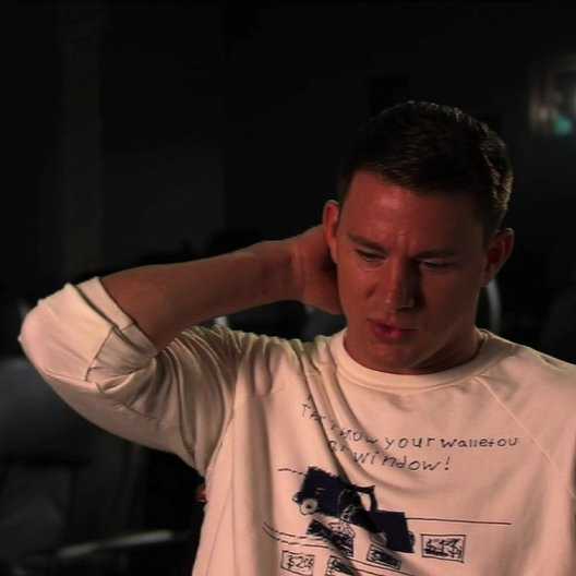 Channing Tatum über die Fernsehserie 21 Jump Street - OV-Interview Poster