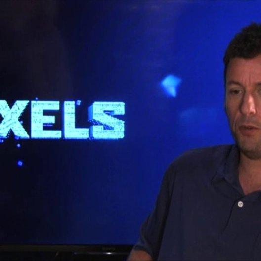 Adam Sandler über die Videospiele, in denen er gut war - OV-Interview Poster