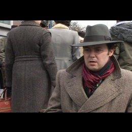 Christian McKay (Orson Welles) über seine Ähnlichkeit zu Orson Welles - OV-Interview