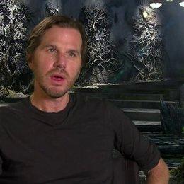 Breck Eisner - Regisseur - über die Mythologie des Films - OV-Interview