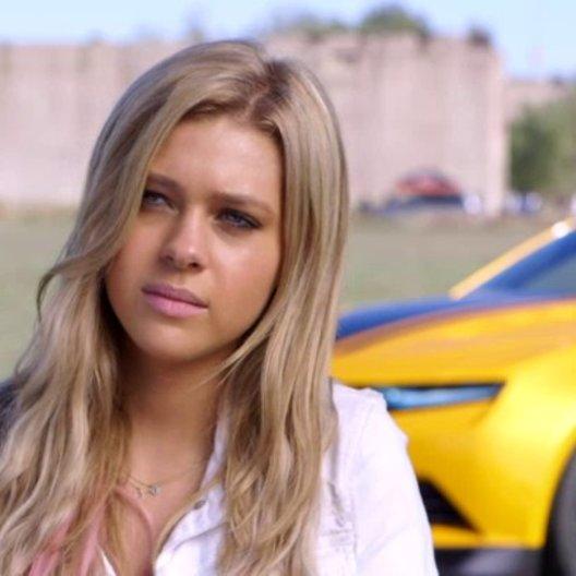Nicola Peltz - Tessa Yeager - über die Vorbereitung auf den Film - OV-Interview