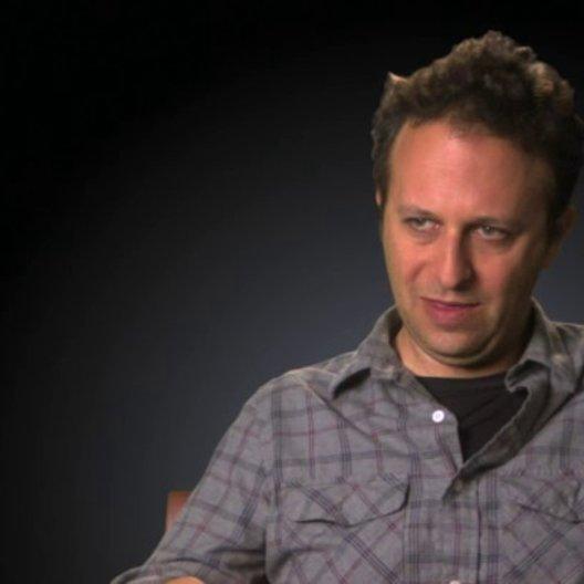 Jake Kasdan (Regie) über die Dreharbeiten - OV-Interview