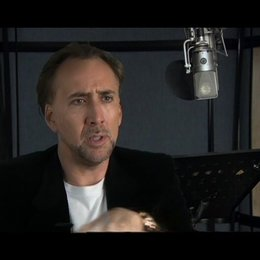 "Nicolas Cage - ""Speckles"" - OV-Interview Poster"