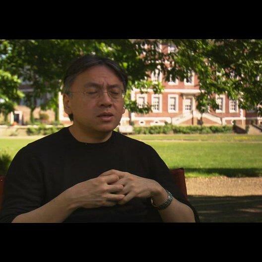 Kazuo Ishiguro über die Charaktere - OV-Interview