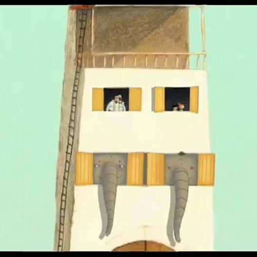 Das Geheimnis der Frösche - Trailer Poster