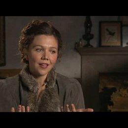 MAGGIE GYLLENHAAL (Charlotte Dalrymple) darüber was es heißt, eine Frau zu sein - damals und heute - OV-Interview Poster