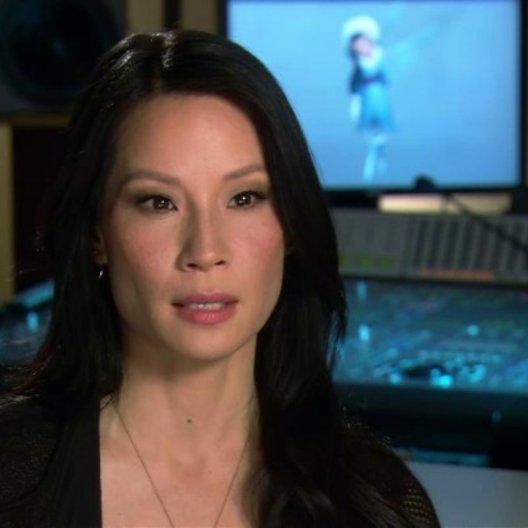 Lucy Liu - Silvermist - über die Botschaft des Films - OV-Interview
