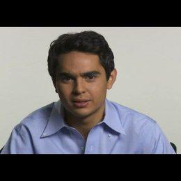 """Max Minghella (""""Divya Narendra"""") über das Drehbuch - OV-Interview"""