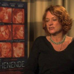 Nina Grosse über die Drehvorbereitungen - Interview Poster