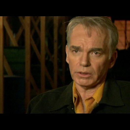 Interview mit Billy Bob Thornton (Agent Thomas Morgan) - OV-Interview Poster