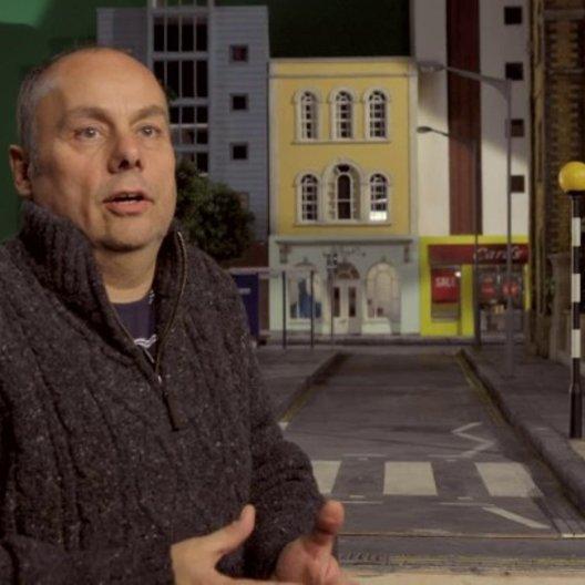 Mark Burton - Regisseur - darüber was Shaun das Schaf - Der Film so sehenswert macht - OV-Interview Poster