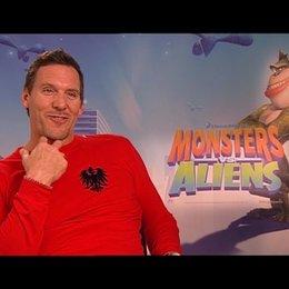 Ralf Möller / über seine Geeinsamkeiten mit MISSING LINK - Interview Poster