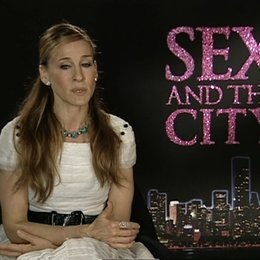 Sarah Jessica Parker - Interview Poster