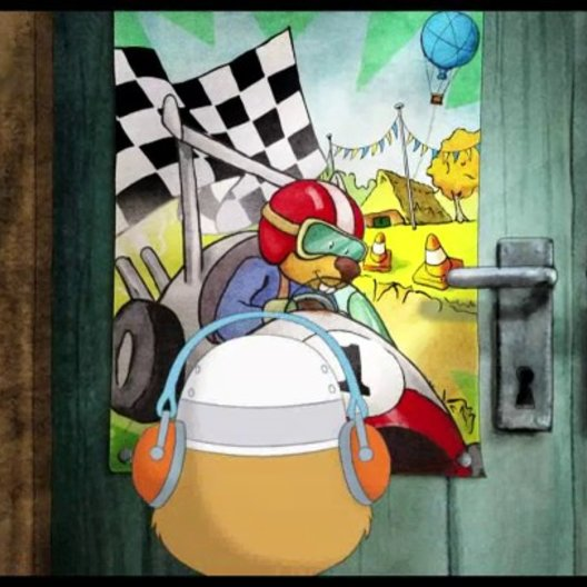 Der Rennleiter-Biber, das Rennen und die Idee - Szene