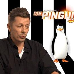 Michi Beck - Skipper - über den Stolz der Fanta4 auf die Pinguine - Interview
