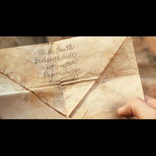 Sophie findet Claires Brief - Szene Poster