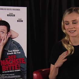 Diane Kruger über Isbelle - Interview