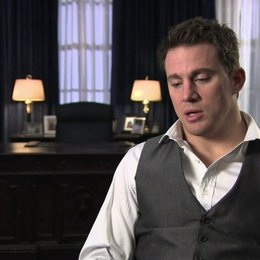 Channing Tatum über seine Rolle - OV-Interview