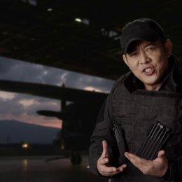 Jet Li - Yang - über die Besetzung - OV-Interview Poster