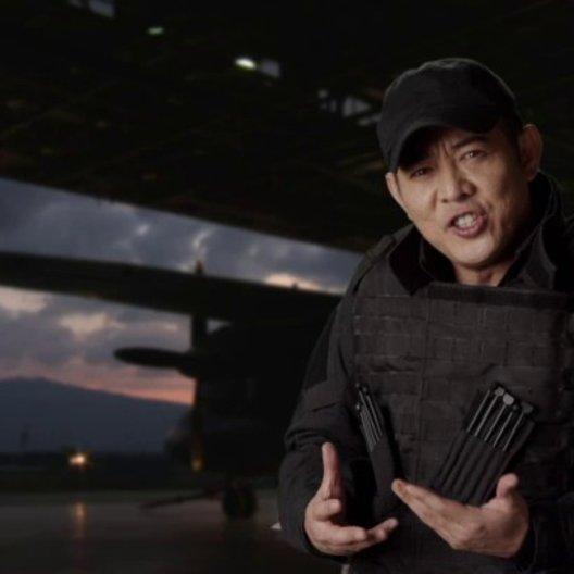 Jet Li - Yang - über die Besetzung - OV-Interview