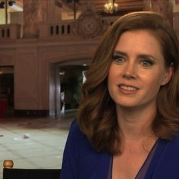 Amy Adams - Sydney Prosser -  über Jennifer Lawrence - OV-Interview