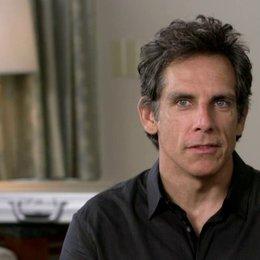 Ben Stiller - Walter Mitty, Produzent, Regisseur - über Kristin Wiig als Cheryl - OV-Interview Poster