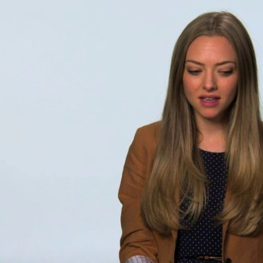 Amanda Seyfried über Seth MacFarlane - OV-Interview