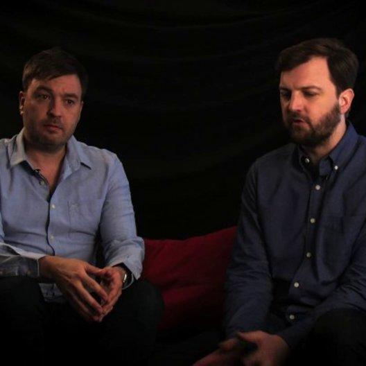 Damon Beesley & Iain Morris über ihre Entscheidung in Australien zu drehen - OV-Interview