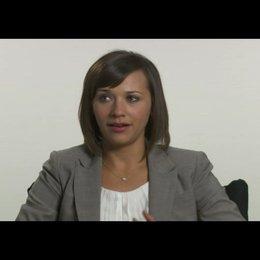 "Rashida Jones (""Marylin Delpy"") über die Dreharbeiten - OV-Interview"