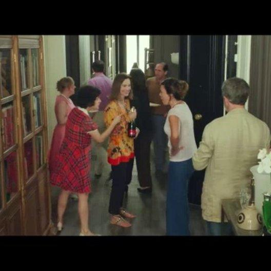 Hausparty bei Michel (Christian Clavier) - Szene