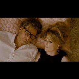 eine echte Beziehung / Julianne Moore & Colin Firth - Szene Poster